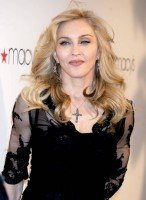 Madonna at the Truth or Dare fragrance launch - Macy's, NYC - HQ (18)