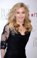 Madonna at the Truth or Dare fragrance launch - Macy's, NYC - HQ (22)
