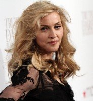Madonna at the Truth or Dare fragrance launch - Macy's, NYC - HQ (30)