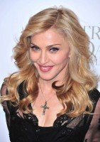 Madonna at the Truth or Dare fragrance launch - Macy's, NYC - HQ (40)
