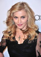 Madonna at the Truth or Dare fragrance launch - Macy's, NYC - HQ (41)