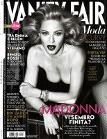Madonna by Alas and Piggott for Vanity Fair (1)