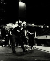 Madonna MDNA Tour rehearsals by Guy Oseary (1)