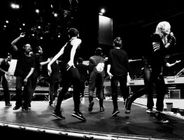 Madonna MDNA Tour rehearsals by Guy Oseary - Part 2 (1)