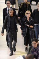 Madonna at JFK airport in New York - 24 May 2012 (2)