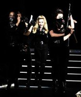 Madonna MDNA Tour rehearsals by Guy Oseary - Part 3 (1)