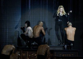 MDNA Tour Opening in Tel Aviv - HQ Part 2 (2)