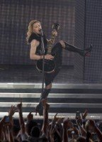 MDNA Tour Opening in Tel Aviv - HQ Part 2 (3)