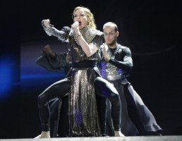 MDNA Tour Opening in Tel Aviv - HQ Part 3 (122)