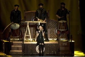 MDNA Tour Opening in Tel Aviv - HQ Part 3 (16)