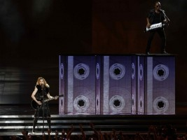 MDNA Tour Opening in Tel Aviv - HQ Part 3 (25)