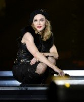 MDNA Tour Opening in Tel Aviv - HQ Part 3 (38)