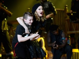 MDNA Tour Opening in Tel Aviv - HQ Part 3 (66)