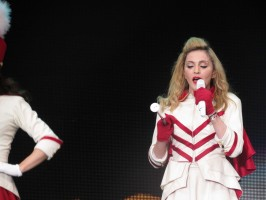 MDNA Tour - Abu Dhabi - 3 June - Alaa Part 2 (9)
