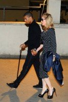 Madonna and Brahim Zaibat at the Molto restaurant - 10 June 2012 (6)