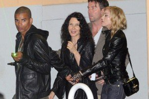 Madonna out and about in Rome - June 2012 (4)