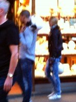 Madonna shopping at Ponte Vecchio in Florence, Italy - 15 June 2012 (2)