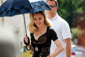 Madonna on the set of Turn up the Radio - 18 June 2012 - Part 3 (3)