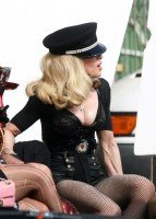 Madonna on the set of Turn up the Radio - 18 June 2012 - Part 3 (6)