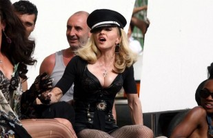 Madonna on the set of Turn up the Radio - 18 June 2012 - Part 3 (8)