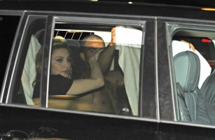 Madonna leaving the o2 World in Berlin - MDNA Tour - 1 July 2012 (4)