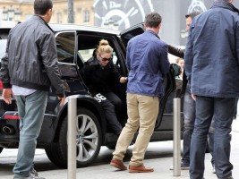 Madonna at the Ritz in Paris - 13 July 2012 (5)