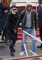 Madonna out and about in Paris - 16 July 2012 (16)