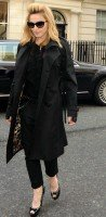 Madonna out and about in London - 20 July 2012 (1)