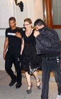 Madonna out and about in Vienna - 31 July 2012 (3)