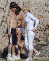 Madonna relaxing in the Antibes in France -  20 August 2012 (2)