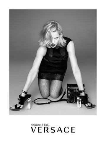 Madonna photoshoot for Versace Spring/Summer 2015 revealed - new pictures 01