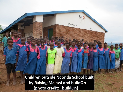 Madonna announces completion of 10 schools in partnership with buildOn (2)