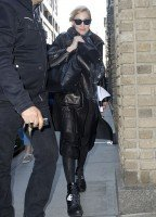 Madonna out and about, New York - 15 April 2013 (4)