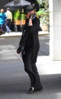 Madonna out and about in New York - 5 May 2013 (1)