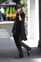 Madonna out and about in New York - 5 May 2013 (3)
