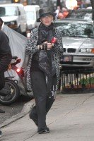 Madonna out and about, New York - 11 May 2013 (1)