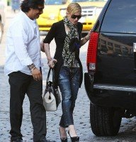 Madonna Out and About in New York - 29 May 2013 (2)