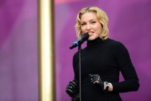 Madonna at Sound of Change concert by Chime for Change (3)