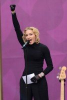 Madonna at Sound of Change concert by Chime for Change (4)