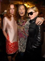 Madonna at Stella McCartney Spring 2014 Collection Presentation (1)