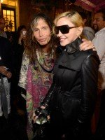 Madonna at Stella McCartney Spring 2014 Collection Presentation (6)