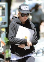 Madonna at the Kabbalah Centre in New York - 22 June 2013 (2)