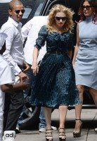 Madonna out and about New York - Kabbalah Centre - 13 July 2013 (3)