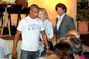 Madonna at the classic music festival in Menton - 9 August 2013 (5)