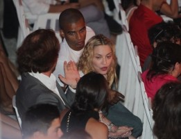 Madonna at the classic music festival in Menton - 9 August 2013 (7)