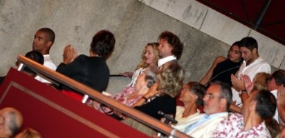 Madonna at the classic music festival in Menton - 9 August 2013 (8)