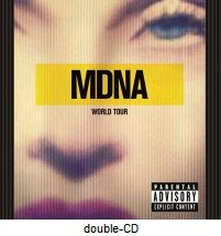 Madonna MDNA Tour Cover - CD