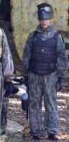 Madonna enjoys a game of paintball in the south of France - update (2)