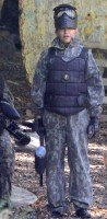 Madonna enjoys a game of paintball in the south of France - update (3)
