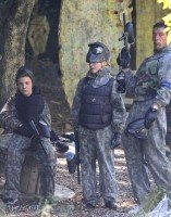 Madonna enjoys a game of paintball in the south of France - update (4)